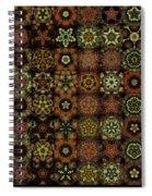 Asclepiads 6x8 Spiral Notebook