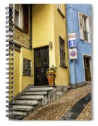 Ascona Alley Spiral Notebook