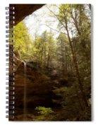 Ash Cave 2 Spiral Notebook