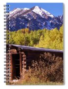Ashcroft In Late September Spiral Notebook