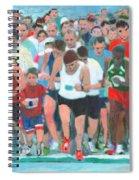 Ashland Half Marathon Spiral Notebook