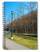 Ashuelot River In Hinsdale Spiral Notebook
