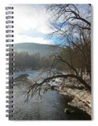 Ashuelot Sunrise Spiral Notebook