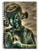 Asian Girl  Spiral Notebook
