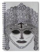 Dark Ancient Eyes  Spiral Notebook