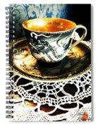 Asian Teaware Spiral Notebook