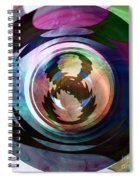 Ask Again Later Spiral Notebook