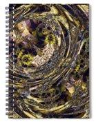 Askew Spiral Notebook