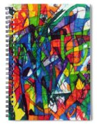 Asking Another To Understand 2 Spiral Notebook