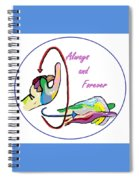Asl Always And Forever Spiral Notebook