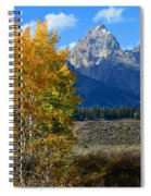 Aspen Peaks Spiral Notebook