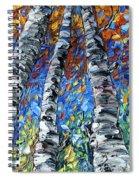 Aspen Up Spiral Notebook