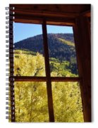 Aspen Window 2 Spiral Notebook