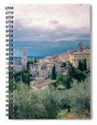 Assisi  Spiral Notebook