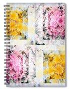 Aster Mix 01 Spiral Notebook