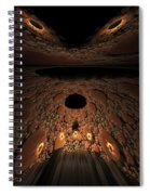 Asteroid Rendezvous  Spiral Notebook