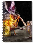 Astronaut - One Small Step Spiral Notebook
