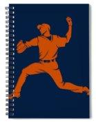 Astros Shadow Player1 Spiral Notebook