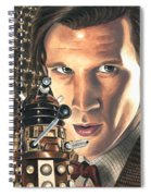 Doctor Who - Asylum Of The Daleks Spiral Notebook