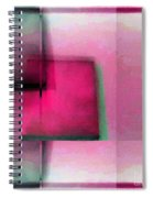 Asymmetrical Symmetry Spiral Notebook