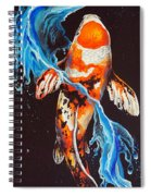 At Dragon's Gate Spiral Notebook