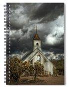 At Heaven's Door  Spiral Notebook