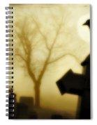 At Midnight Spiral Notebook