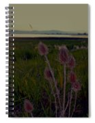 At Nine Pipes Montana Spiral Notebook