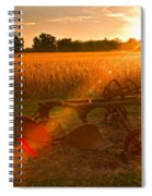 At One Time Spiral Notebook