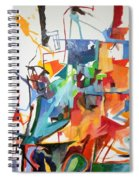 at the age of three years Avraham Avinu recognized his Creator 2 Spiral Notebook