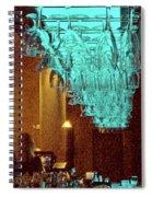 At The Bar Spiral Notebook