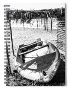 At The Beach Spiral Notebook