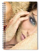 At The Beach Spiral Notebook