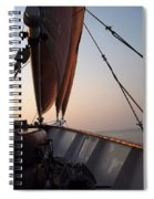 At The Bow Spiral Notebook