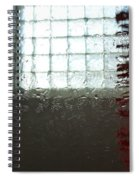 At The Car Wash 8 Spiral Notebook