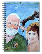 At The Dock Of The Bay Spiral Notebook