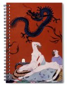 At The House Of Pasotz Spiral Notebook