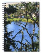 At The Oregon Coast Spiral Notebook