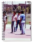 At The Park Spiral Notebook