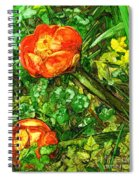 At The Pond's Edge Spiral Notebook