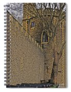 At The Ready Spiral Notebook