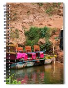At The River Spiral Notebook