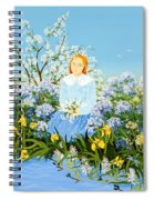 At The Shore Of Dreams Spiral Notebook