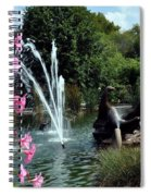 At The Zoo Spiral Notebook