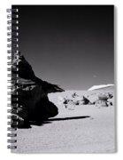Atacama Desert Spiral Notebook