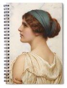 Atalanta Spiral Notebook