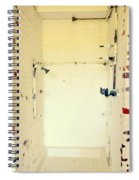 Atalaya Castle Shower Spiral Notebook