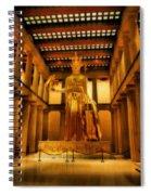 Athena Parthenos Spiral Notebook