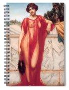 Athenais Spiral Notebook