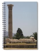 Athens 2 Spiral Notebook